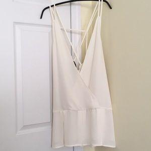 Nasty Gal Dresses - Nasty Gal deep V dress